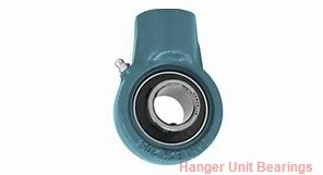 AMI MUCECH208-24NPRF Hanger Ball Bearing Units