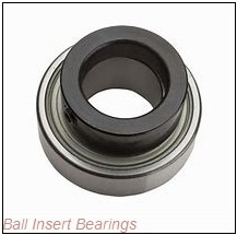 30,1625 mm x 62 mm x 36,51 mm  Timken G1103KPPB3 Ball Insert Bearings