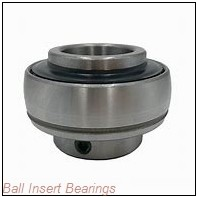 74,6125 mm x 160 mm x 74,61 mm  Timken GN215KRRB Ball Insert Bearings