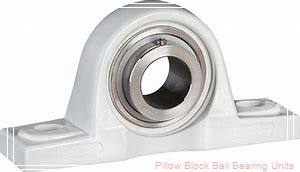 1.5000 in x 5.18 to 5.88 in x 2.12 in  Dodge P2BSXR108 Pillow Block Ball Bearing Units