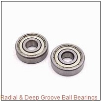 MRC 311S Radial & Deep Groove Ball Bearings