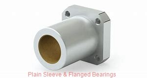 Bunting Bearings, LLC EP485640 Plain Sleeve & Flanged Bearings
