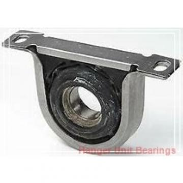 1.3125 in x 3.5000 in x 1.7100 in  Dodge HNGSC105 Hanger Ball Bearing Units