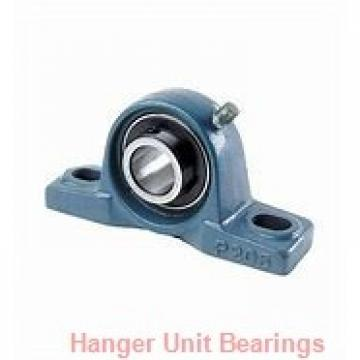 1.1250 in x 3.0000 in x 1.5200 in  Dodge HNGSC102 Hanger Ball Bearing Units