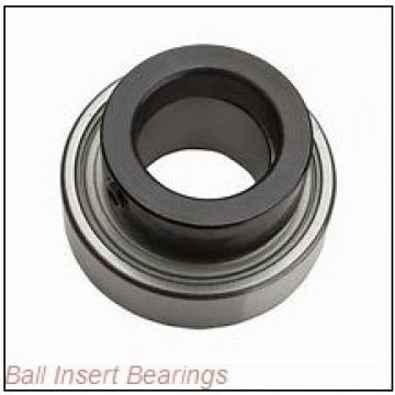 1.1875 in x 2.4409 in x 1-1/2 in  Nice Ball Bearings (RBC Bearings) ER19 Ball Insert Bearings