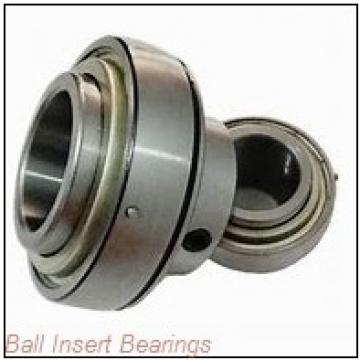 20 mm x 47 mm x 21,44 mm  Timken GRAE20RRB Ball Insert Bearings