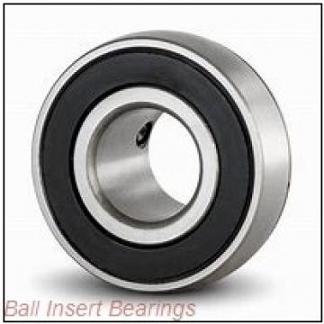 30 mm x 62 mm x 38,1 mm  Timken GYE30KRRB SGT Ball Insert Bearings