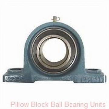 1.5000 in x 5.18 to 6 in x 1.94 in  Dodge P2BSCEZ108SHCR Pillow Block Ball Bearing Units