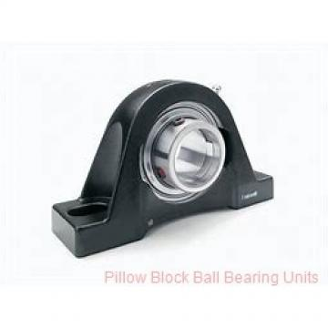 2.1875 in x 6.38 to 7.44 in x 2-13/16 in  Dodge P2BSXR203 Pillow Block Ball Bearing Units