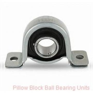 1.25 Inch | 31.75 Millimeter x 1.75 Inch | 44.45 Millimeter x 1.875 Inch | 47.63 Millimeter  Dodge P2B-DL-104 Pillow Block Ball Bearing Units