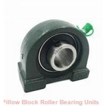 4.9375 in x 14-7/8 to 16-1/8 in x 7-15/16 in  Rexnord ZEPS6415F Pillow Block Roller Bearing Units
