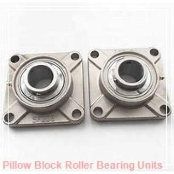 2.438 Inch | 61.925 Millimeter x 3.656 Inch | 92.862 Millimeter x 2.75 Inch | 69.85 Millimeter  Rexnord ZA3207F Pillow Block Roller Bearing Units