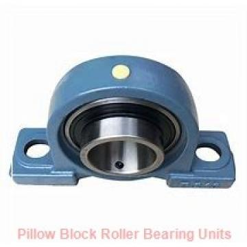 2.1875 in x 8-1/8 to 9-1/2 in x 4-1/8 in  Rexnord ZAF5203 Pillow Block Roller Bearing Units