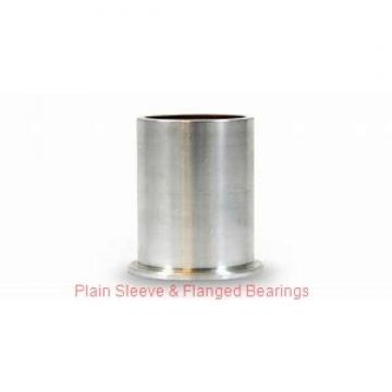 Bunting Bearings, LLC AA304-35 Plain Sleeve & Flanged Bearings