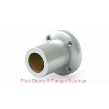 Bunting Bearings, LLC EF061016 Plain Sleeve & Flanged Bearings