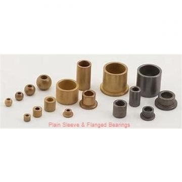 Bunting Bearings, LLC EP060712 Plain Sleeve & Flanged Bearings