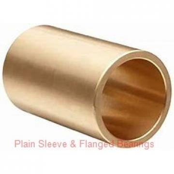 Bunting Bearings, LLC EP070910 Plain Sleeve & Flanged Bearings