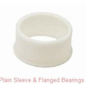 Bunting Bearings, LLC EP081218 Plain Sleeve & Flanged Bearings