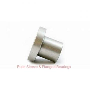 Bunting Bearings, LLC FF060005 Plain Sleeve & Flanged Bearings