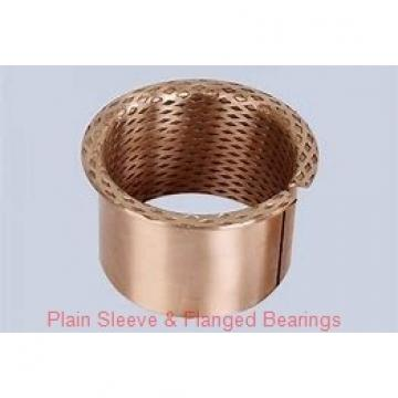 Bunting Bearings, LLC FFB58-5 Plain Sleeve & Flanged Bearings