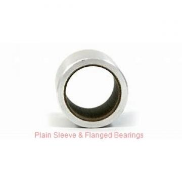 Bunting Bearings, LLC EP050610 Plain Sleeve & Flanged Bearings