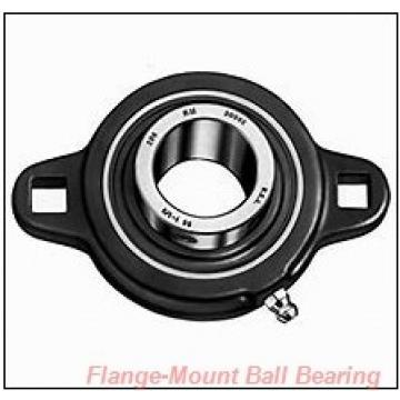 1.1875 in x 4.5938 in x 83 mm  SKF F2B 103-RM Flange-Mount Ball Bearing Units
