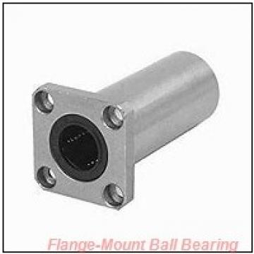 2.1875 in x 5.1180 in x 6.3780 in  SKF FY 2.3/16 WF/W64 Flange-Mount Ball Bearing Units