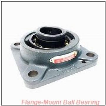 25 mm x 99 mm x 130 mm  SKF FYTJ 25TF Flange-Mount Ball Bearing Units