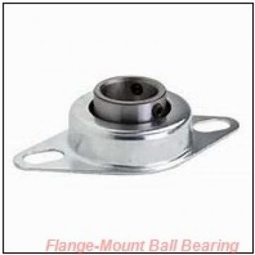 Sealmaster SFT-19 W Flange-Mount Ball Bearing Units