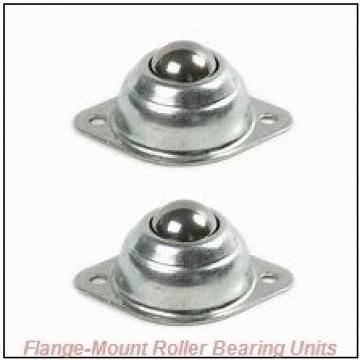 3.0000 in x 8.4844 in x 7.7500 in  Browning FBE920X 3 Flange-Mount Roller Bearing Units