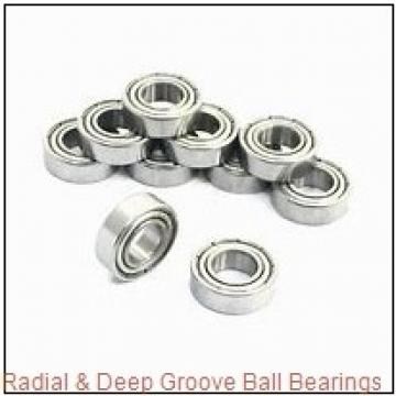 MRC 101KSZZST Radial & Deep Groove Ball Bearings