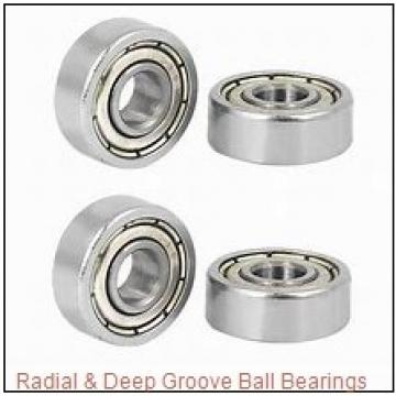 MRC 201SZZ Radial & Deep Groove Ball Bearings