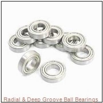 MRC 213M Radial & Deep Groove Ball Bearings
