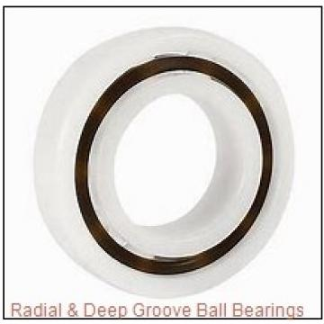 MRC R8S Radial & Deep Groove Ball Bearings