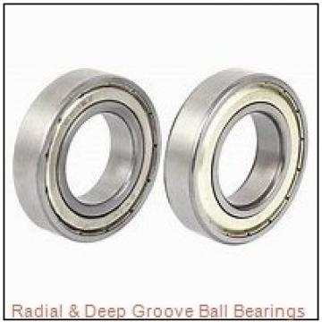 40.000 mm x 62.0000 mm x 12.00 mm  MRC 1908SZZ Radial & Deep Groove Ball Bearings