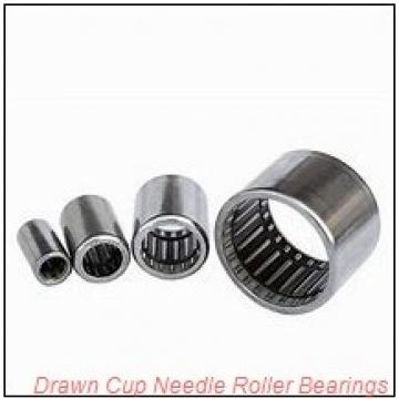 1.0000 in x 1.2500 in x 0.7500 in  Koyo NRB GB 1612 Drawn Cup Needle Roller Bearings