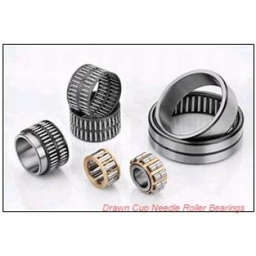 1/2 in x 11/16 in x 5/8 in  Koyo NRB M-8101 Drawn Cup Needle Roller Bearings