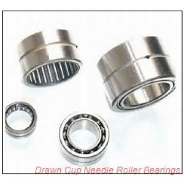 1 in x 1-1/4 in x 5/8 in  Koyo NRB B-1610 Drawn Cup Needle Roller Bearings