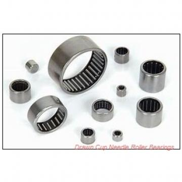 1-1/8 in x 1-3/8 in x 1 in  Koyo NRB B-1816-OH Drawn Cup Needle Roller Bearings
