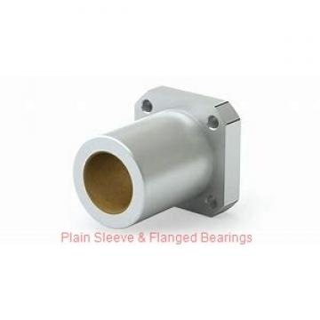 Bunting Bearings, LLC CB394732 Plain Sleeve & Flanged Bearings