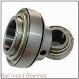 30,1625 mm x 62 mm x 36,51 mm  Timken 1103KLL Ball Insert Bearings