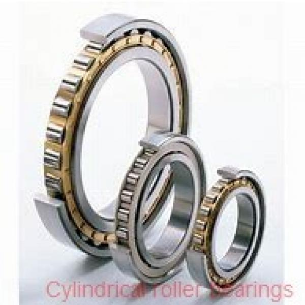FAG NU2207-E-M1-C3 Cylindrical Roller Bearings #1 image