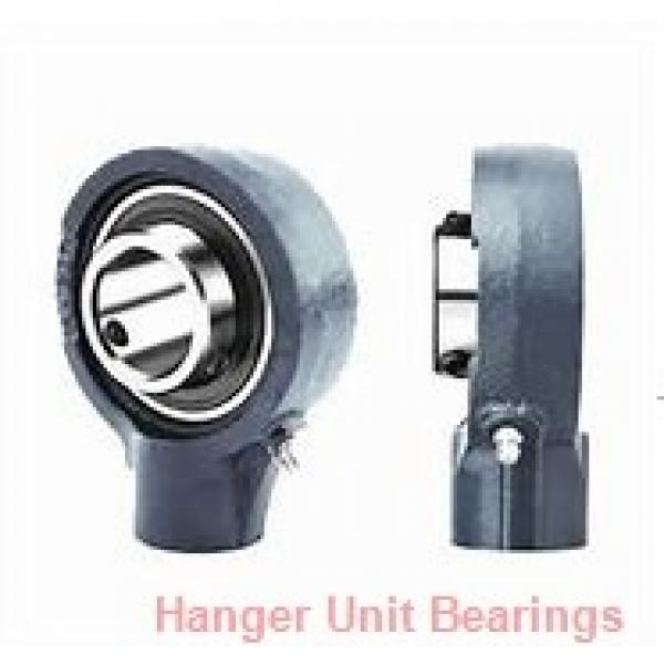 PEER UCHA203-17MM Hanger Ball Bearing Units #2 image