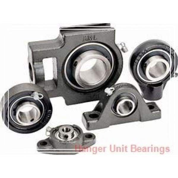PEER UCHA203-17MM Hanger Ball Bearing Units #1 image